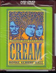 Cream - Royal Albert Hall London May 2-3-5-6 05 (hd Dvd)