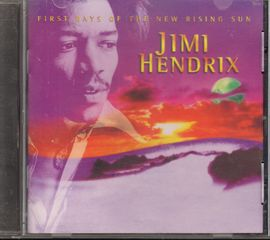 Jimi Hendrix - First Rays Of The New Rising Sun Album