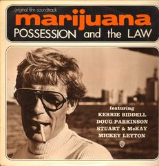 Thumbnail - MARIJUANA POSSESSION AND THE LAW