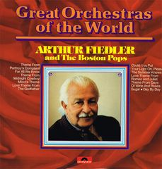Arthur Fiedler & The Boston Pops - Great Orchestras Of The World
