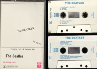 Beatles - The Beatles (numbered 80390)