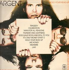 Argent - Hold Your Head Up Record