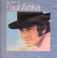 Paul Anka - The Best Of Paul Anka Single