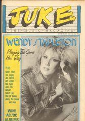 Juke Magazine - Juke 435 - Wendy Stapleton, Robert Plant, Angels, Jon English, Def Leppard, Bob Dylan, John Cale