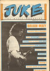 Juke Magazine - Juke 407 - Brian May, Divinyls, Gun Club. Slade, Hall & Oates, Dr John, Moodists