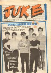 Juke Magazine - Juke 467 - Split Enz, Ozzy Osbourne, Genesis, Velvet Underground, Spectrum
