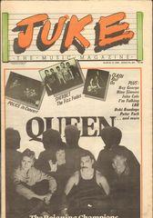 Juke Magazine - Juke 464 - Queen, Police, Sherbet, Nina Simone, John Cale, Boy George