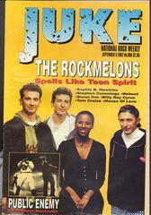 Juke Magazine - Juke 906 - Rockmelons, Sophie B Hawkins, Stephen Cummings, Public Enemy