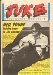 Juke Magazine - Juke 405 - Neil Young, Sacred Cowboys, Grace Jones, Russ Meyer, Aerosmith, Dee Minor & The Disch