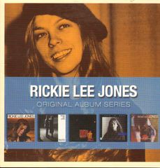Thumbnail - JONES,Rickie Lee