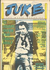 Juke Magazine - Juke 406 - Adam & The Ants, Madness, Billy Thorpe, Michael Jackson, Who,editions, Rocky Sharpe,