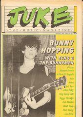 Juke Magazine - Juke 432 - Echo & The Bunnymen, Howard Devoto, Flock Of Seagulls, Asia, Avion, Soft Toys, Ellen
