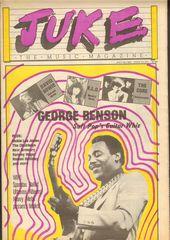 Juke Magazine - Juke 431 - George Benson, Rickie Lee Jones, Choirboys, New Armoury, Sammy Hagar, Roman Holliday, Dav