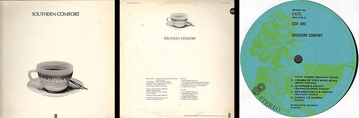 Southern Comfort - Southern Comfort LP