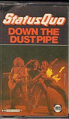 Status Quo - Down The Dustpipe Vinyl