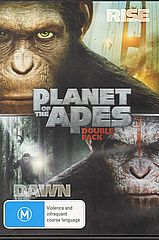 Thumbnail - PLANET OF THE APES DOUBLE PACK