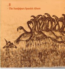Sandpipers Spanish Album Records Lps Vinyl And Cds