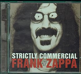 Frank Zappa Strictly Commercial Records Lps Vinyl And