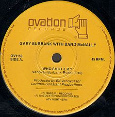 Thumbnail - BURBANK,Gary,With BAND McNALLY