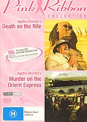 Thumbnail - DEATH ON THE NILE/MURDER ON THE ORIENT EXPRESS