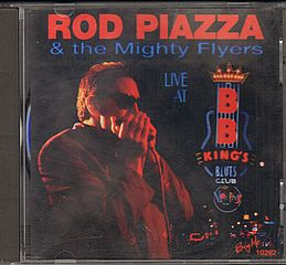 Thumbnail - PIAZZA,Rod,& The Mighty Flyers