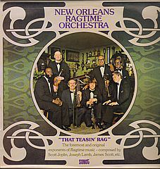 Thumbnail - NEW ORLEANS RAGTIME ORCHESTRA