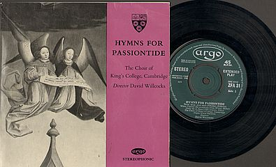 Thumbnail - CHOIR OF KING'S COLLEGE CAMBRIDGE