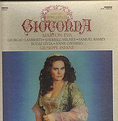 Ponchielli La Gioconda Records Lps Vinyl And Cds