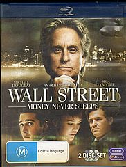 Thumbnail - WALL STREET - MONEY NEVER SLEEPS