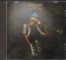 Tom Waits Closing Time Records Lps Vinyl And Cds