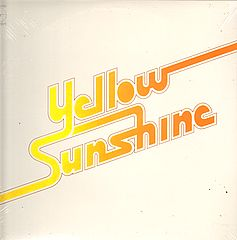 Thumbnail - YELLOW SUNSHINE