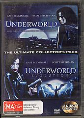 Thumbnail - UNDERWORLD/UNDERWORLD EVOLUTION