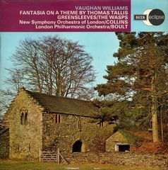 Thumbnail - VAUGHAN WILLIAMS