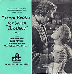 Thumbnail - SEVEN BRIDES FOR SEVEN BROTHERS