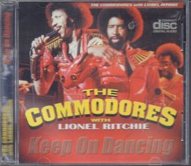Thumbnail - COMMODORES with LIONEL RICHIE