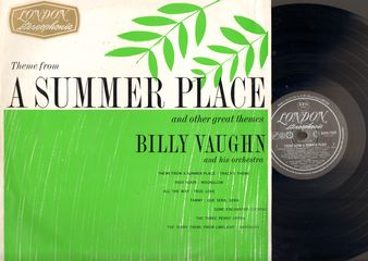 Theme From A Summer Place - Billy Vaughn