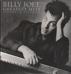 Billy Joel - Greatest Hits Volume I & Volume Ii
